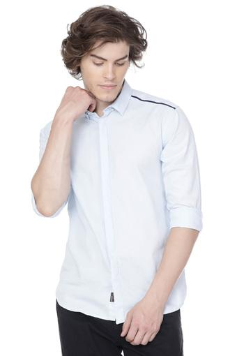 VOI JEANS -  BlueCasual Shirts - Main