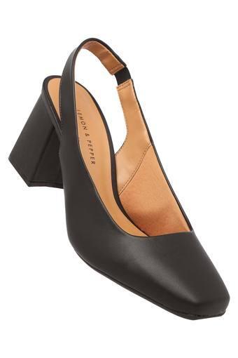 LEMON & PEPPER -  BlackCasuals Shoes - Main