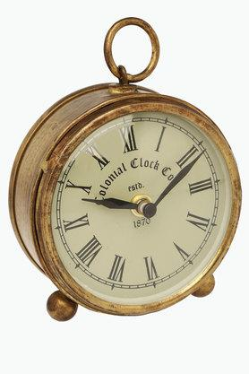ADARA Antique Table Clock