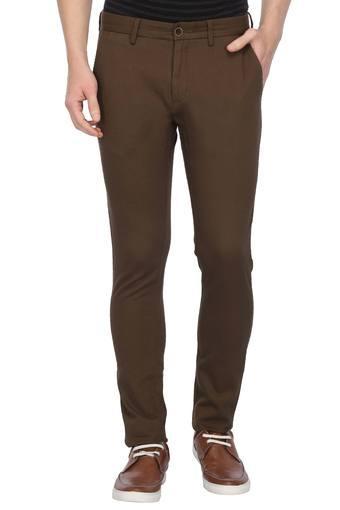 TRUE BLUE -  OliveCargos & Trousers - Main