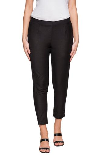 W -  Black Pants - Main