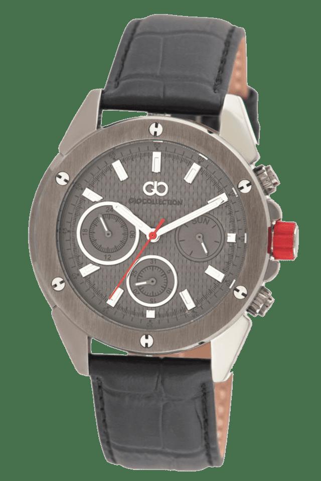 Grey Dial Mens Watch - G1001-06