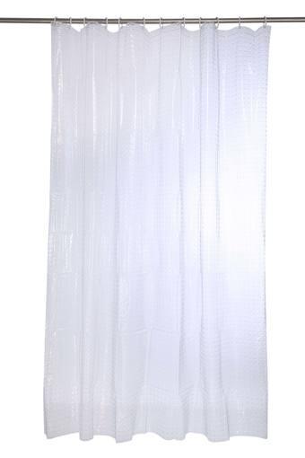FREELANCE -  WhiteShower Curtains - Main