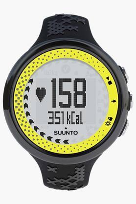 SUUNTOUnisex M5 Black/Lime Digital Watch