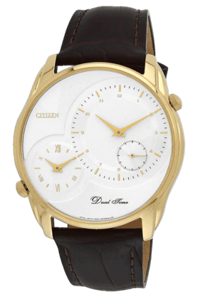 Mens Dual Time Watch-AO3008-07A
