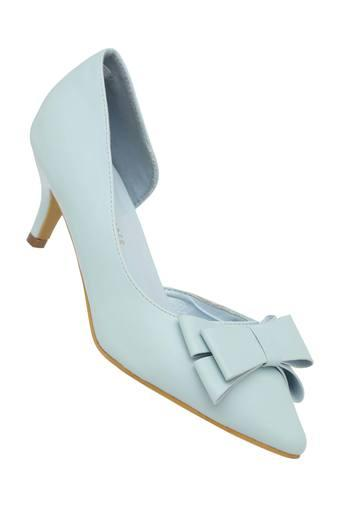 Womens Casual Wear Slipon Heels