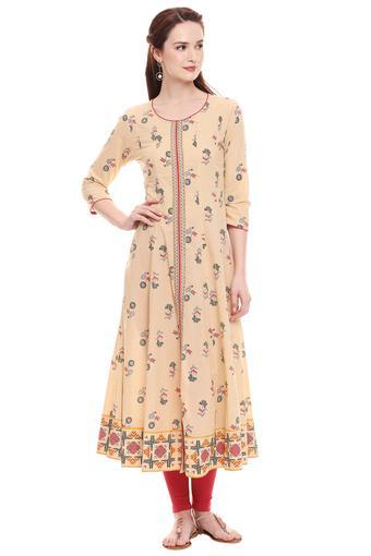 IMARA -  BeigeIMARA - Shop for Rs.4999 And Get Rs.500 Off - Main