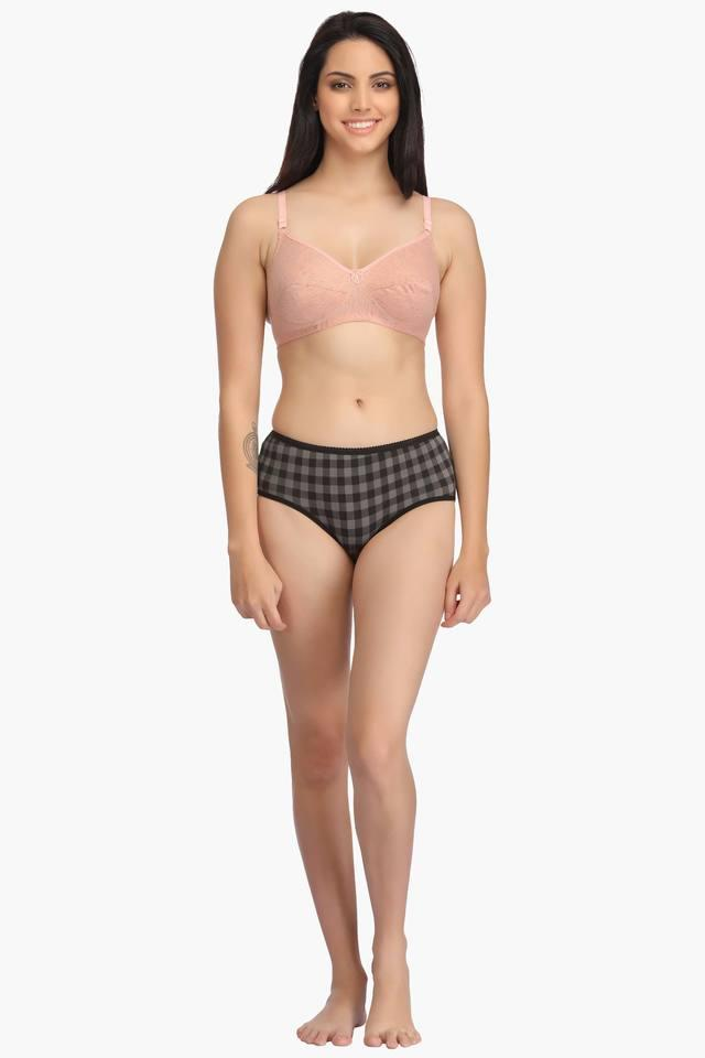 Womens Non-padded Full Cup Bra