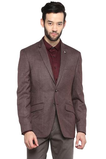 PARK AVENUE -  Dark Brown Suits & Blazers & Ties - Main