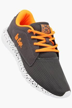 LEE COOPERMens Mesh Lace Up Sports Shoes - 202523289_9204