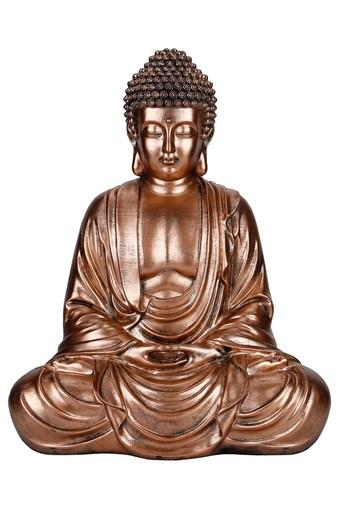 Buy Ivy Meditating Buddha Statue Shoppers Stop