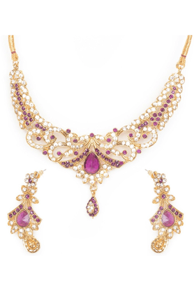 SIA Rasrawa Necklace Set - 16421