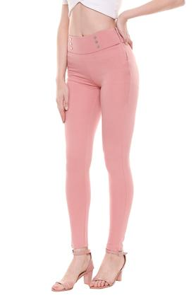 KRAUS - Shocking PinkTrousers & Pants - 2