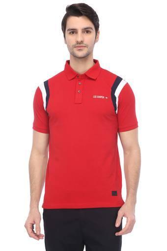 LEE COOPER -  RedT-shirts - Main