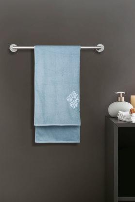 TREASURES - Aqua Bath Towel - 2