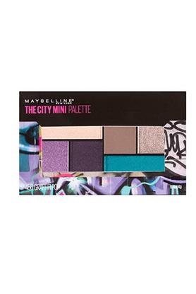 New York City Mini Palette Eye Shadow - 6.1g