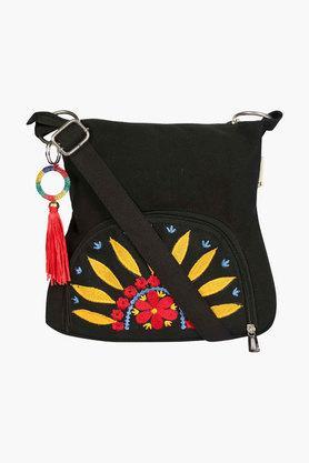 PICK POCKETWomens Zipper Closure Sling Bag - 202392044_9212