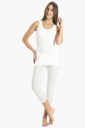 JOCKEY Womens Thermal Capri Leggings