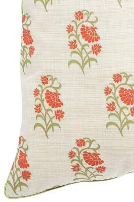 IVY - Red MixCushion Cover - 1