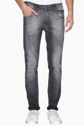 LIFE Mens Stonewashed Jeans
