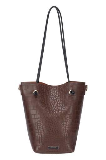 RHESON -  Coffee Handbags - Main