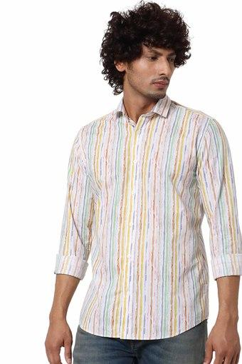 JACK AND JONES -  WhiteCasual Shirts - Main