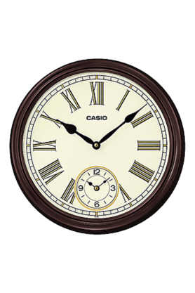 CASIO Analog Wall Clock-WCL57