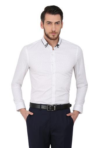 VETTORIO FRATINI -  WhiteShirts - Main