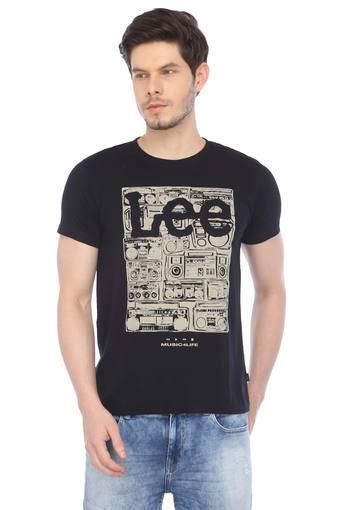 LEE -  BlackT-shirts - Main