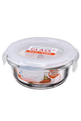 LOCK & LOCK Euro Round Bake And Store Container - 130ml