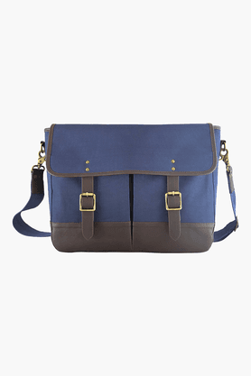 MOHAWK Unisex Snap Closure Office Sling Bag