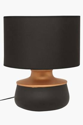 OCTAVE Colour Block Side Table Lamp - 201196074