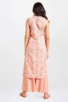 GLOBAL DESI - PeachGlobal Desi - Buy 2 Merchandise and get Rs 500 Off - 1