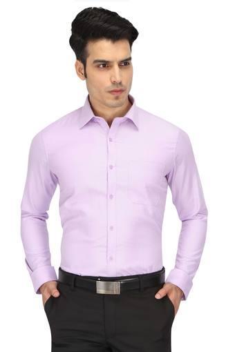STOP -  LavenderFormal Shirts - Main