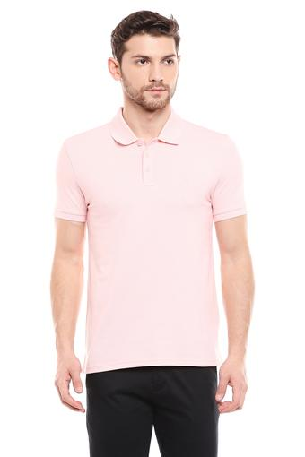 CALVIN KLEIN JEANS -  Pink T-shirts - Main