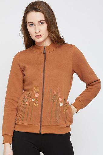 MARIE CLAIRE -  BrownWinterwear - Main