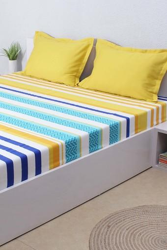 HOUSE THIS -  Yellow Bed Sheets - Main