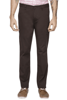 IZOD Mens Slim Fit Solid Chinos - 200799125