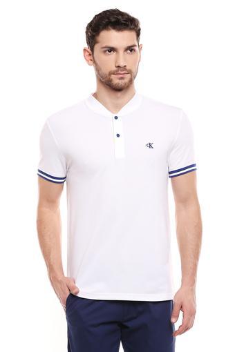CALVIN KLEIN JEANS -  WhiteT-shirts - Main