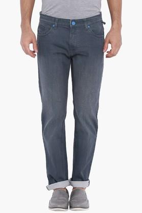 BLUE SAINT Mens Regular Fit Jeans - 201956860