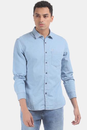 ED HARDY -  IndigoCasual Shirts - Main