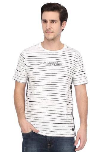 LEE COOPER -  WhiteT-shirts - Main