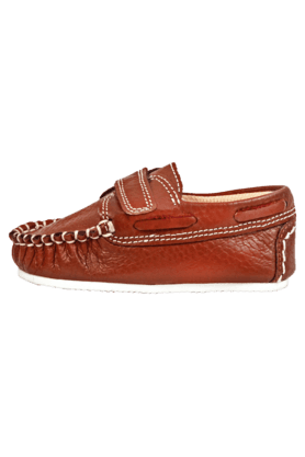 Boys Casual Velcro Closure Loafer