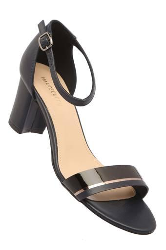 HAUTE CURRY -  Navy Heels - Main