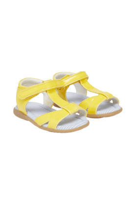 MOTHERCARE Girls Leather Velcro Closure Sandal
