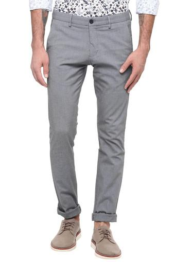ALLEN SOLLY -  Grey Cargos & Trousers - Main