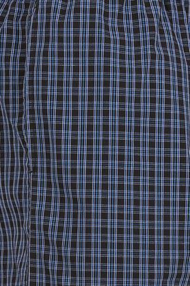 Mens Checked Boxers - Pack of 2