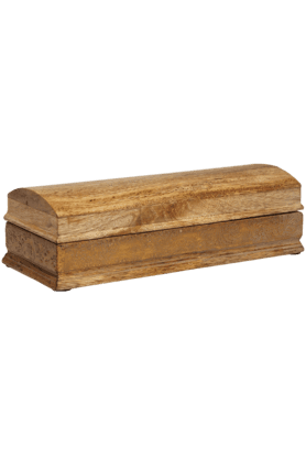 ADARA Rectangular Trinket Box