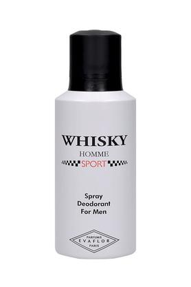 Mens Whisky Homme Sport Deodorant - 150ml