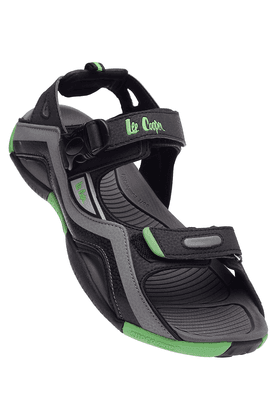 LEE COOPERMens Green Sports Sandal